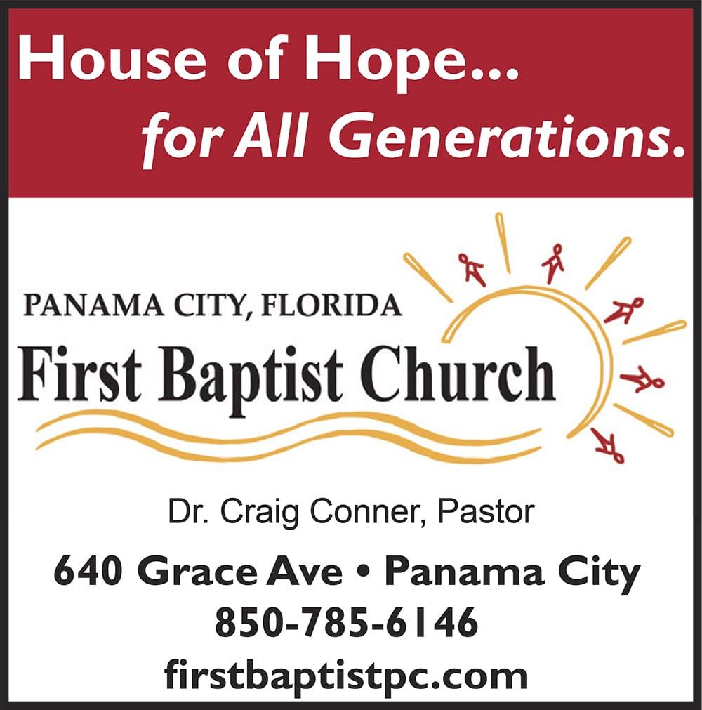 FIRST BAPTIST CHURCH OF PANAMA CITY