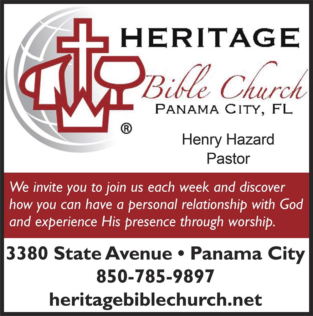 HERITAGE BIBLE CHURCH