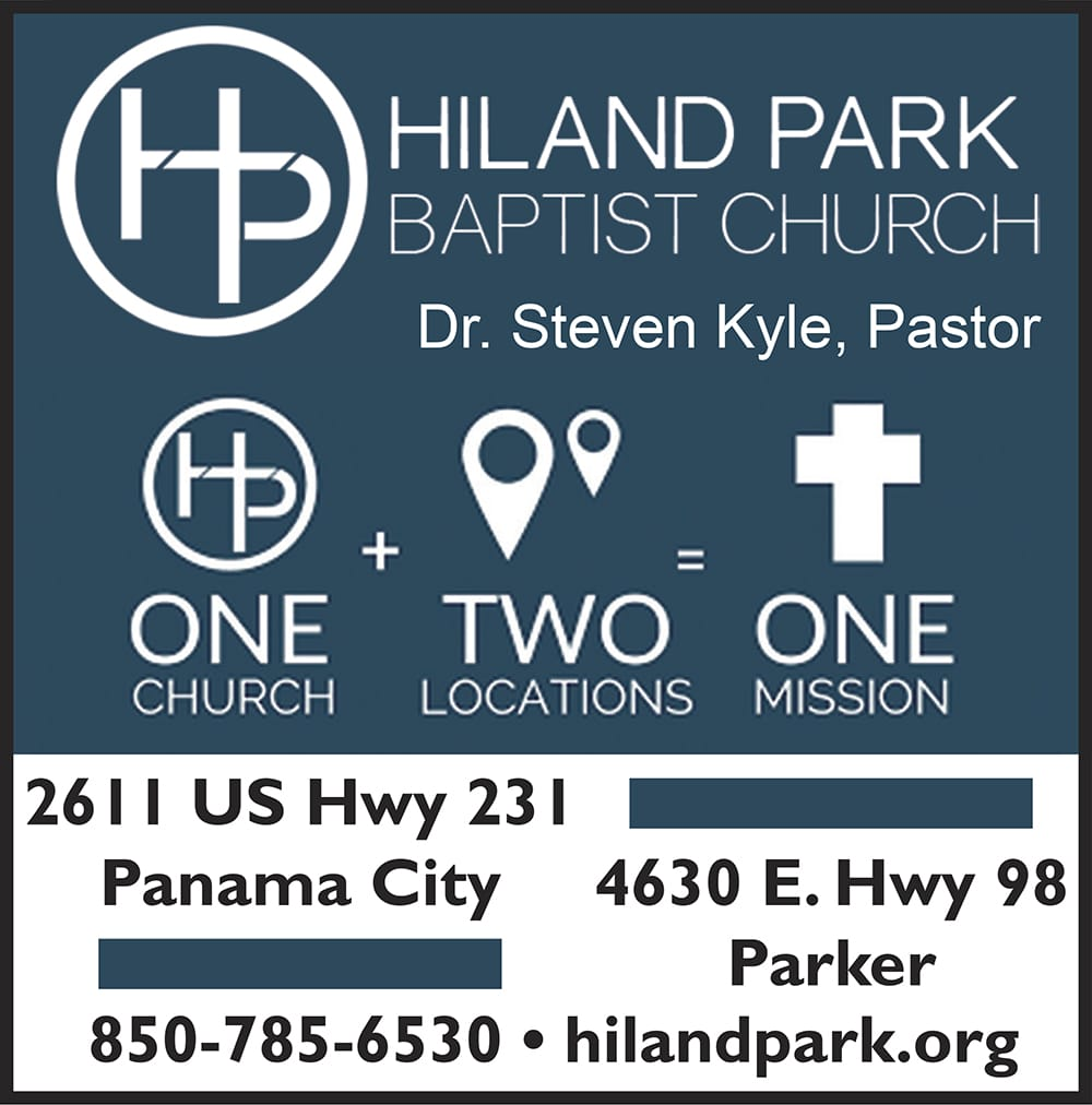 hiland park baptist church