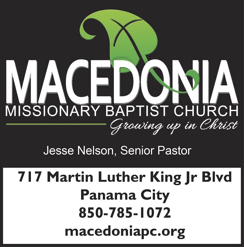 macedonia missionary baptist church