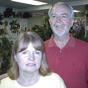 Anna & Huey Morrison