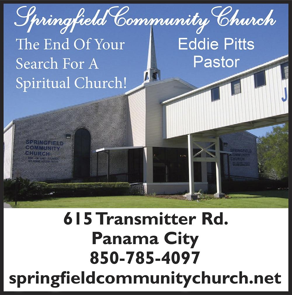 SPRINGFIELD COMMUNITY CHURCH