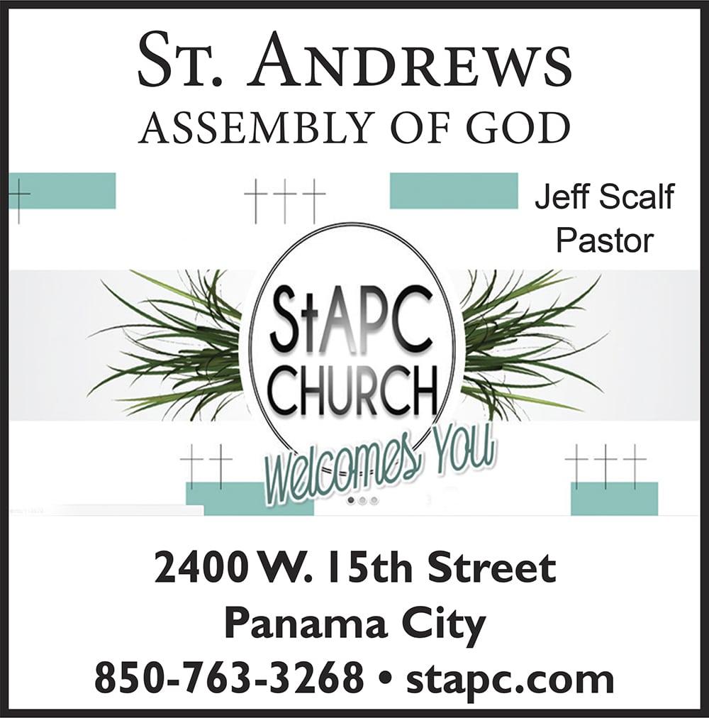 ST. ANDREWS ASSEMBLY OF GOD